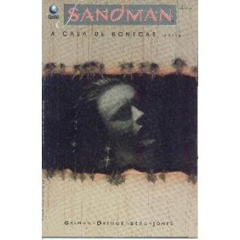 24100 Sandman 10 (1990) Editora Globo