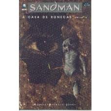 24102 Sandman 12 (1990) Editora Globo