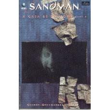 24103 Sandman 13 (1990) Editora Globo
