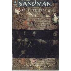 24104 Sandman 14 (1990) Editora Globo