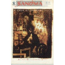 24106 Sandman 16 (1991) Editora Globo