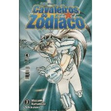 27139 Cavaleiros do Zodíaco 3 (2004) Conrad Editora