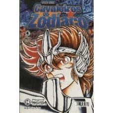 27145 Cavaleiros do Zodíaco 14 (2005) Conrad Editora