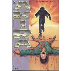 32626 Akira 9 (1991) Editora Globo