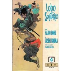 36496 Lobo Solitário 9 (1989) Editora Cedibra