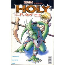36850 Holy Avenger 3 (1999) Trama Editorial