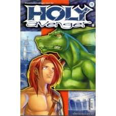 36865 Holy Avenger 18 (2001) Trama Editorial