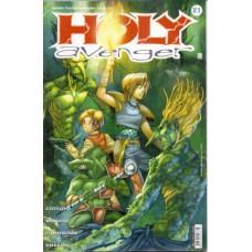 36868 Holy Avenger 21 (2001) Trama Editorial