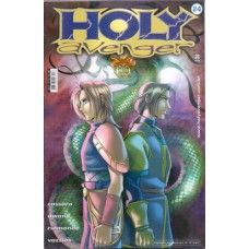 36871 Holy Avenger 24 (2001) Trama Editorial