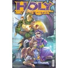 36875 Holy Avenger 29 (2002) Trama Editorial