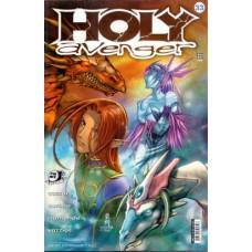 36878 Holy Avenger 33 (2002) Trama Editorial