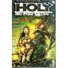 36879 Holy Avenger 34 (2002) Trama Editorial