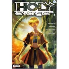 36880 Holy Avenger 35 (2002) Trama Editorial