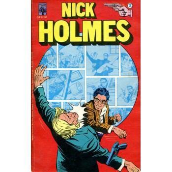 Nick Holmes 2 (1979)