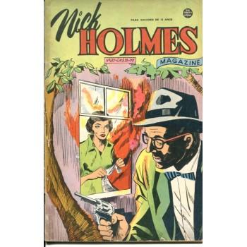 Nick Holmes 20 (1961)