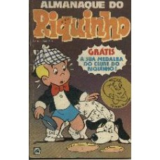 13314 Almanaque do Riquinho 6 (1979) Editora RGE