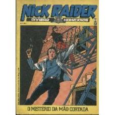 21869 Nick Raider 2 (1991) Editora Record