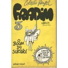 21871 Fradim 3 (1980) 2a Edição Editora Codecri