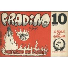 21875 Fradim 10 (1976) Editora Codecri