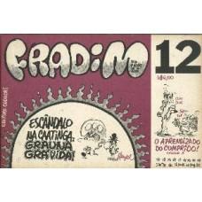 21877 Fradim 12 (1976) Editora Codecri