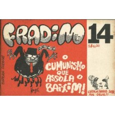 21879 Fradim 14 (1976) Editora Codecri