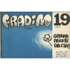 21884 Fradim 19 (1977) Editora Codecri
