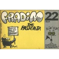 21887 Fradim 22 (1977) Editora Codecri