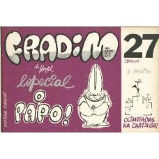21892 Fradim 27 (1980) Editora Codecri
