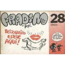 21893 Fradim 28 (1980) Editora Codecri