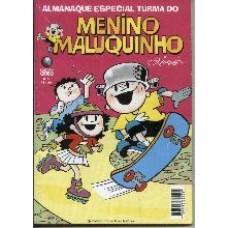 22375 Almanaque do Menino Maluquinho 3 (2007) Editora Globo