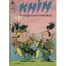 26148 Khin o Pequeno Samurai 2 (1991) Editora Ninja