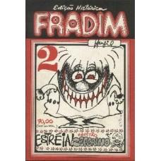 26342 Fradim 2 (1980) 2a Edição Editora Codecri