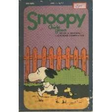 29598 Snoopy 3 (1973) Editora Artenova