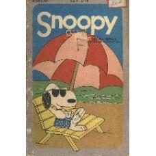 29599 Snoopy 15 (1974) Editora Artenova