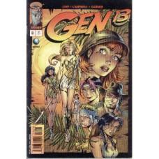 32657 Gen 13 8 (1997) Editora Globo