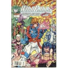 32658 Wildcats 1 (1996) Editora Globo