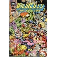 32660 Wildcats 3 (1996) Editora Globo