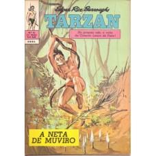 37254 Tarzan 61 (1970) 3a Série Editora Ebal