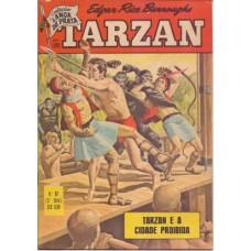 37255 Tarzan 62 (1970) 3a Série Editora Ebal