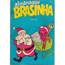 37264 Almanaque Brasinha (1971) Editora O Cruzeiro