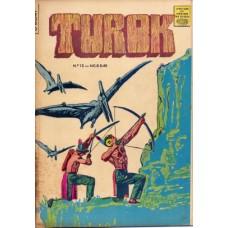 37281 Turok 12 (1969)  Editora O Cruzeiro