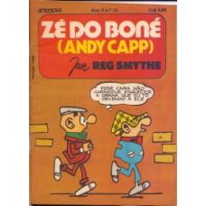 37295 Zé do Boné 12 (1974) Editora Artenova