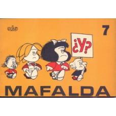 37298 Mafalda 7 (1974) Ediciones de La Flor Argentina