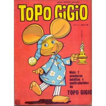 37565 Topo Gigio 2 (1969) Editora RGE