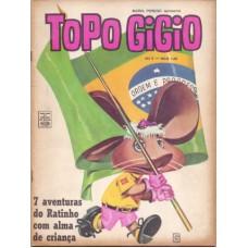 37568 Topo Gigio 5 (1969) Editora RGE