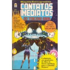 37569 Bloquinho Extra 8 (1977) Contatos Imediatos Bloch Editores