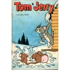 39071 Tom & Jerry 28 (1978) Editora Ebal