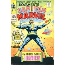 40042 Capitão Marvel 11 (1969) Editora GEP