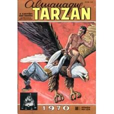 40105 Almanaque Tarzan (1970) Editora Ebal