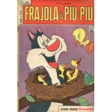 40298 Frajola e Piu Piu 11 (1964) Editora Ebal